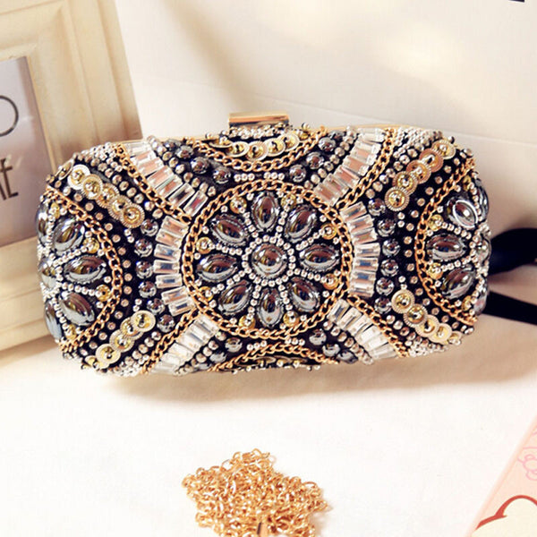 Empress Clutch Purse - Clutch Purse - Pandora's Locket