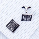 Kingsley Cufflinks - Men's Formal Accessories - Pandora's Locket