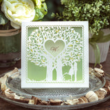 Love Tree Wedding Invitations - Invitation Cards - Pandora's Locket