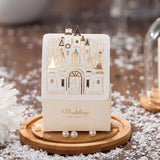 Enchanted Castle Wedding Candy Box - Wedding Accessories - Pandora's Locket