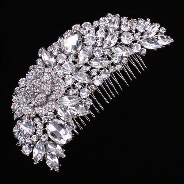 Madly Sparkled Hair Comb - Hair Accessories - Pandora's Locket