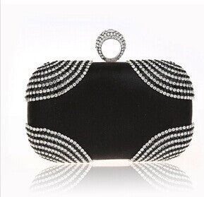 High Drama Finger Ring Clutch - Clutch Purse - Pandora's Locket