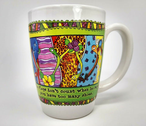 TINGLE HEART Suzie Toronto's Coffee Mug By Character Collectibles Cup 12 Oz - 	Golden Gate Emporium