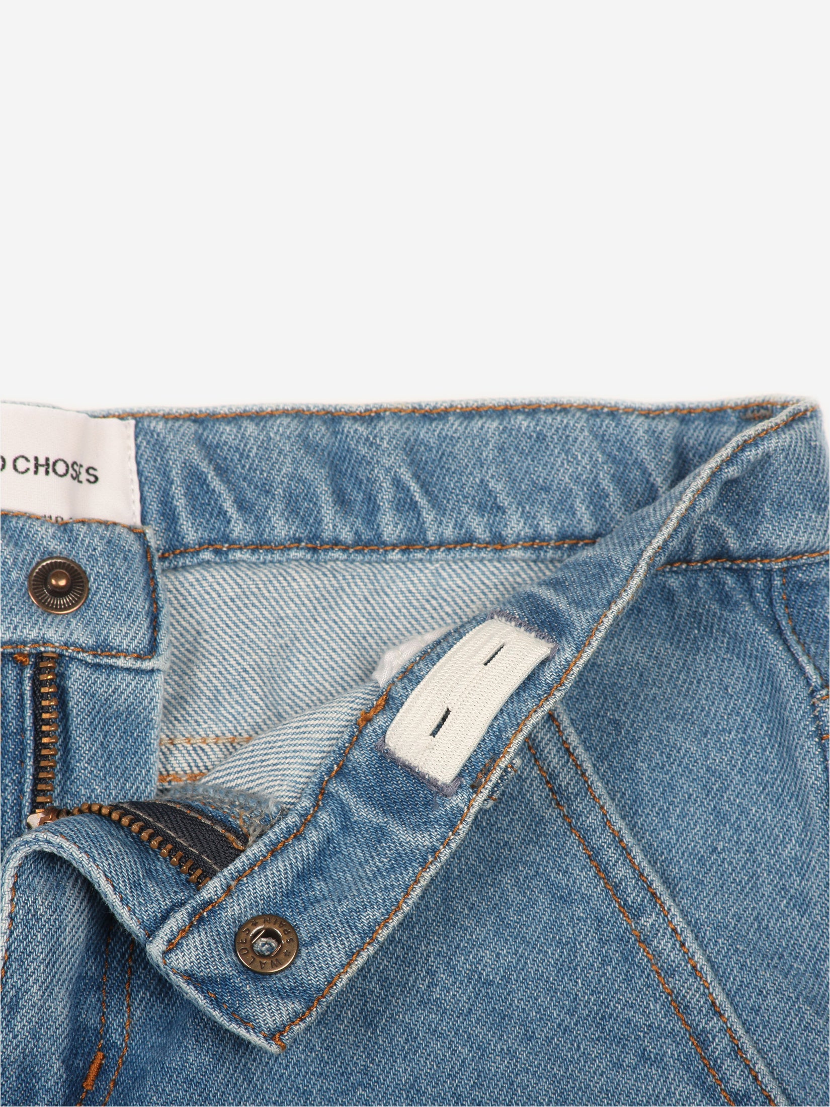 Bobo Choses BC Squared Denim Pants