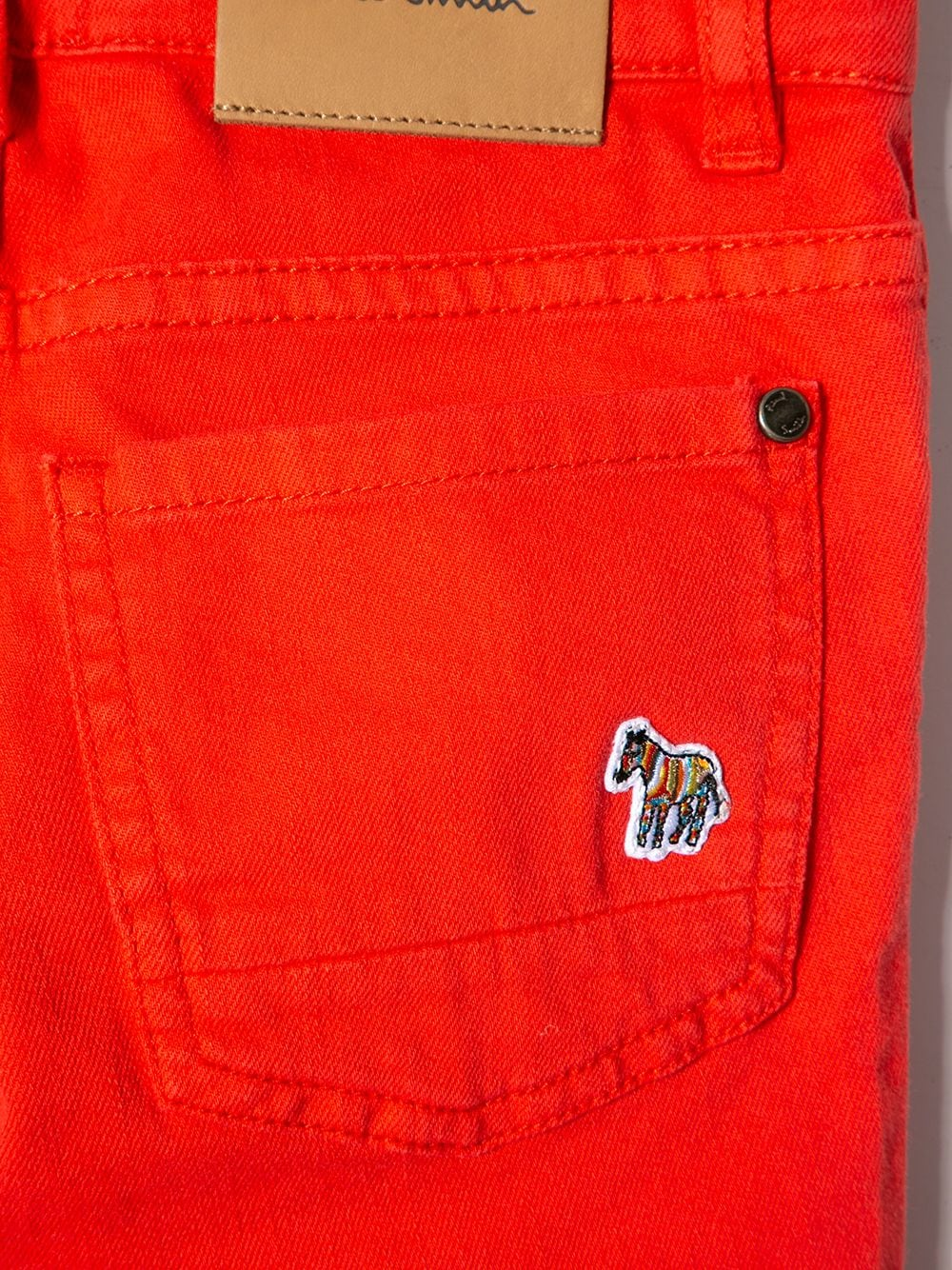 Paul Smith Junir Anatol Red Pants