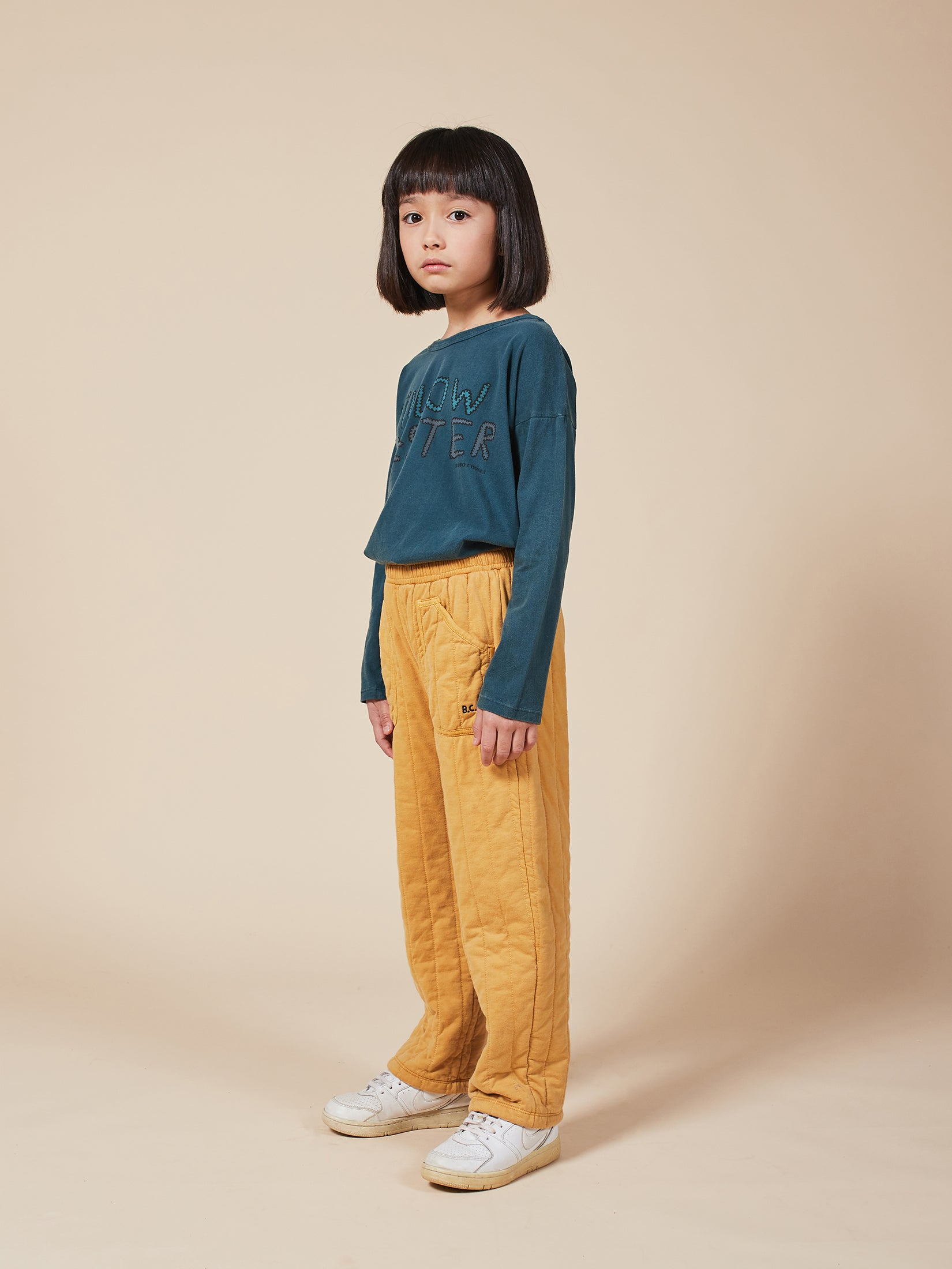 Bobo Choses Quilted Jogging Pants