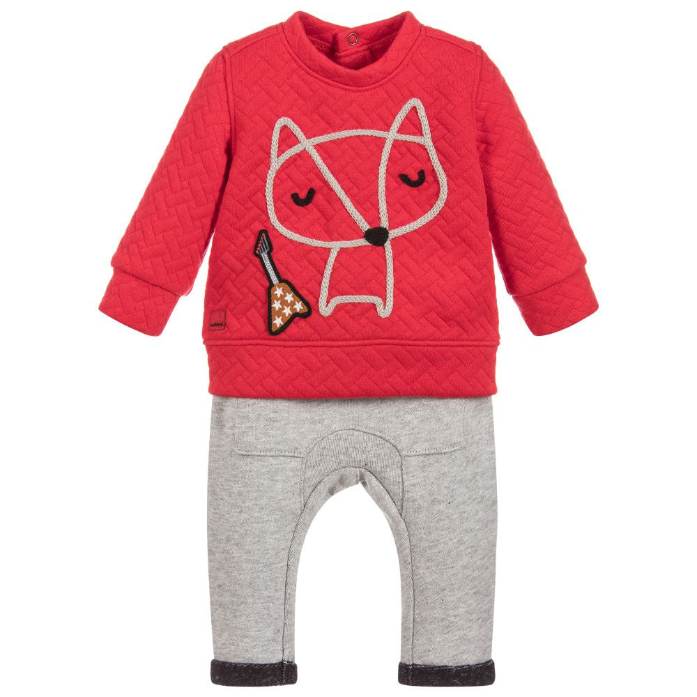 Catimini Baby Fox  2 Pieces Set