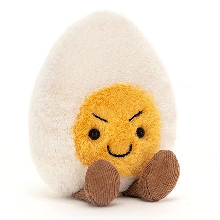 Jellycat Mischievous Boiled Egg