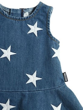 Moschino Baby All Over Stars Dress