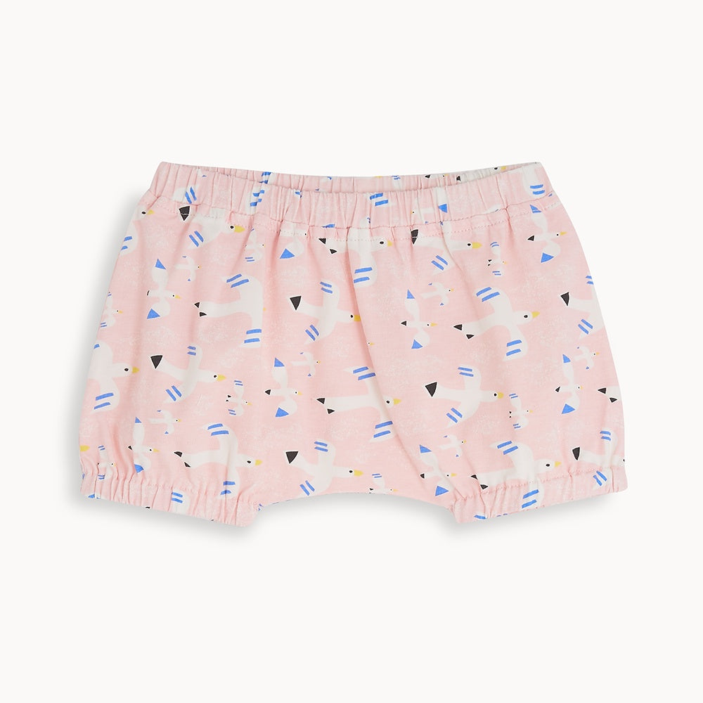 The Bonnie Mob Bloomer Shorts with Free Bird Print
