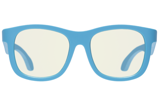 Babiators Blue Light Glasses Screen Savers Navigator Blue Crush