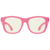 Babiators Blue Light Glasses Screen Savers Navigator Think Pink