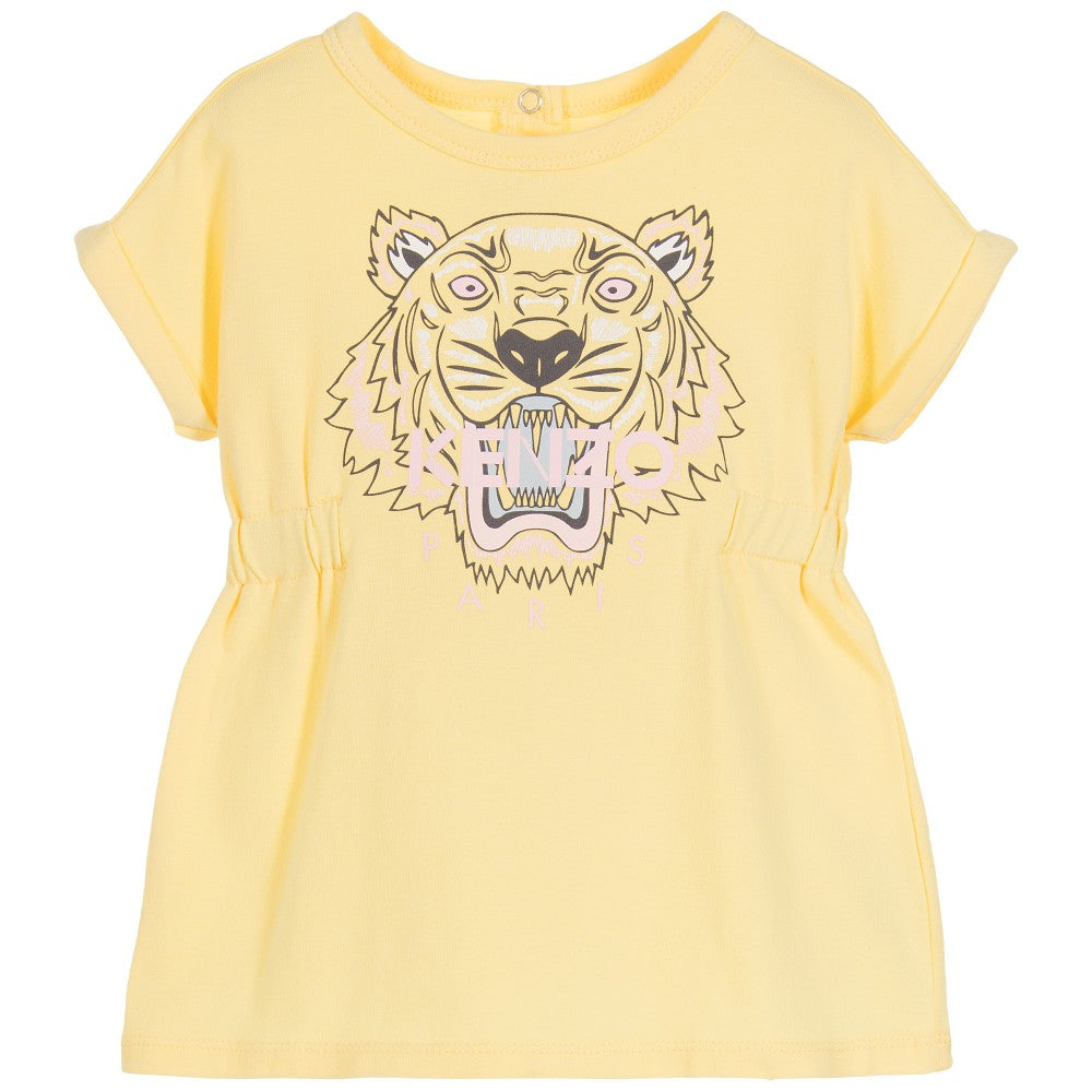 Kenzo Cotton Tiger Dress