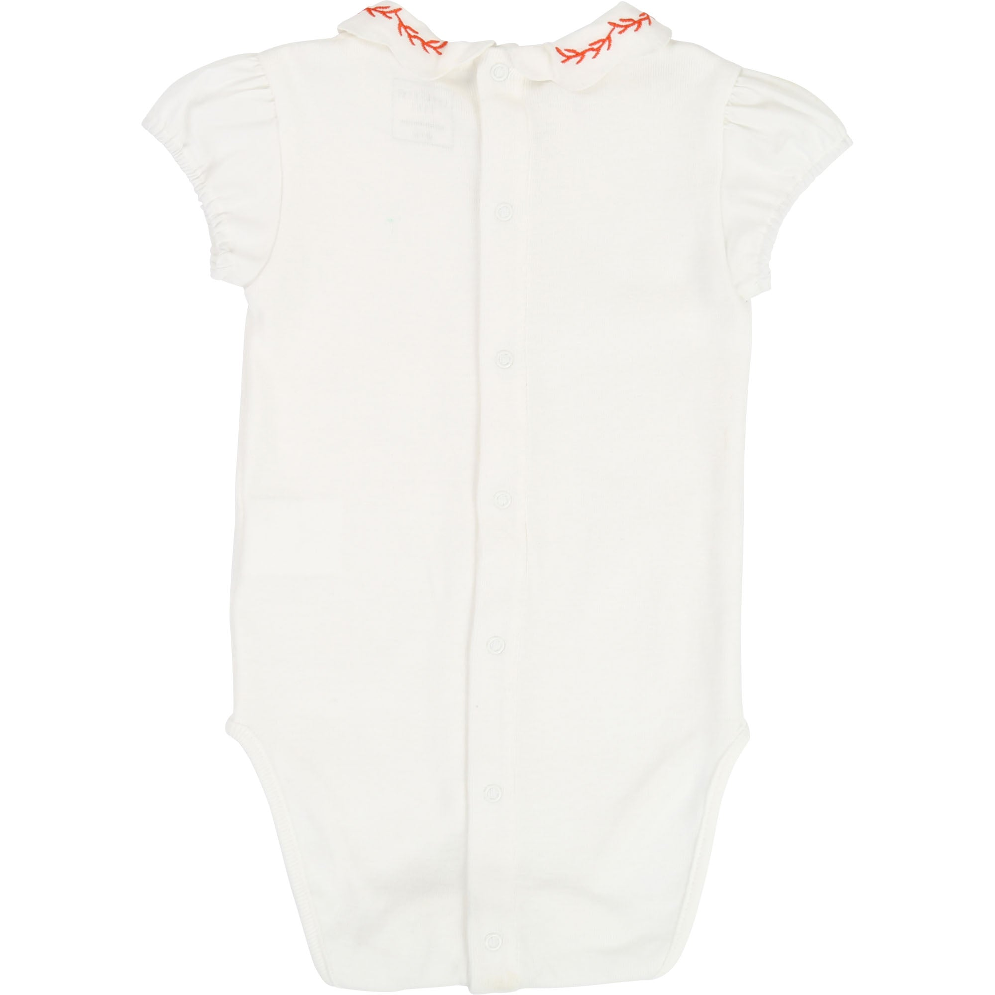 Carrement Beau Baby Girl Cotton Shortie
