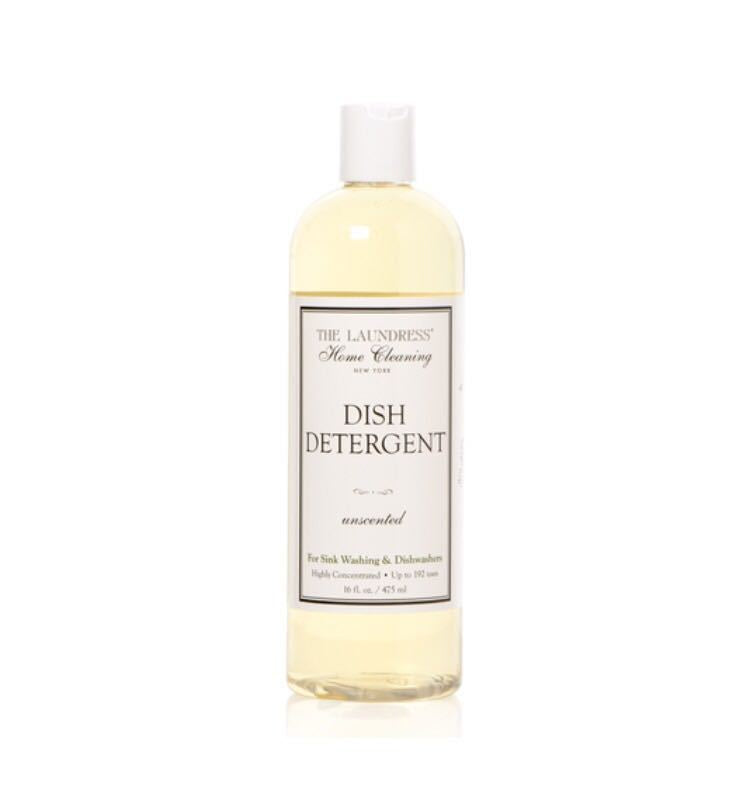 The Laundress Dish Detergent Unscented 16oz