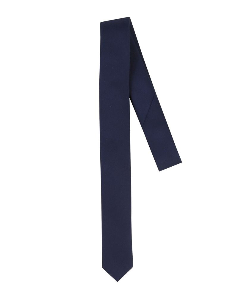 Carrement Beau Navy Blue Tie