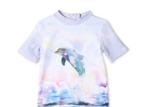 Stella McCartney Kids Swim Tee