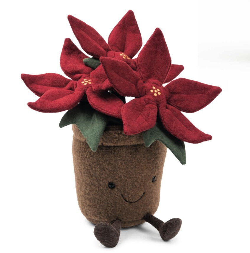Jellycat Amuseables Poinsettia