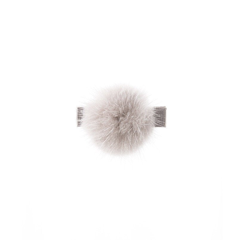Olilia Designs Clip Mink Puff  Medium
