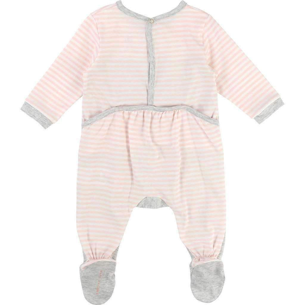 Little Marc Jacobs Pink Cat Bodysuit Gift Set