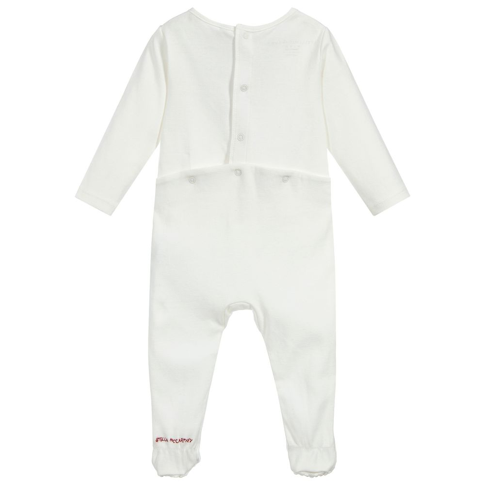 Stella McCartney Muffin Xmas Babygrow