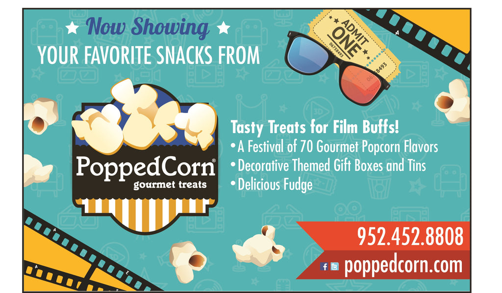 Snack Sponsor for Twin Cities Film Fest Oct 17-27