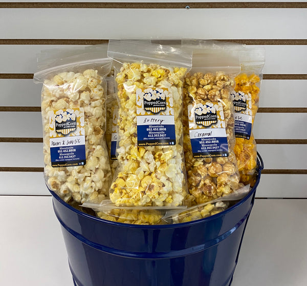 Party Pail of Popcorn