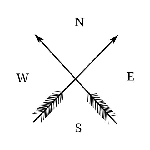 Compass Arrows