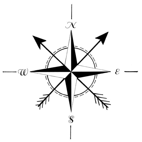 Compass and Arrows