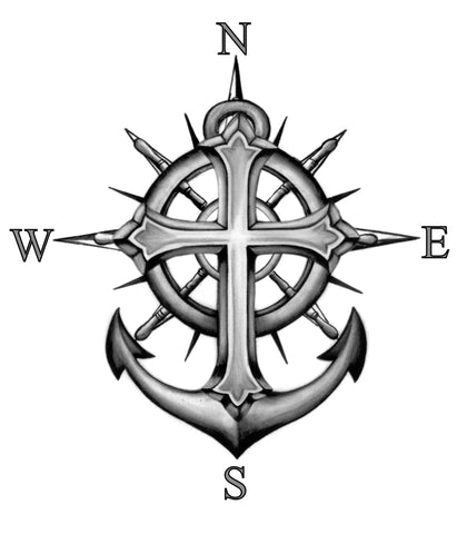 Anchor Cross 1