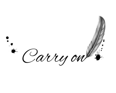Carry On Feather