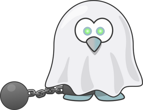 Ball and Chain Ghost