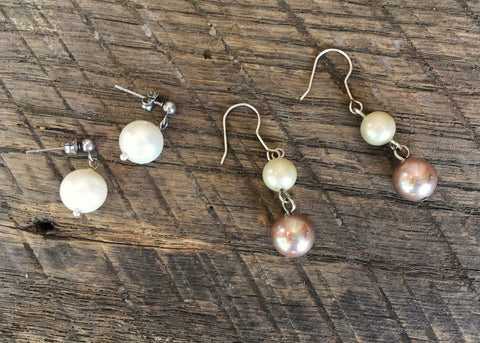 Pearl Earrings, Asia