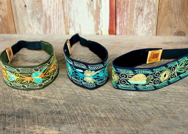 Embroidered Headbands, Peru