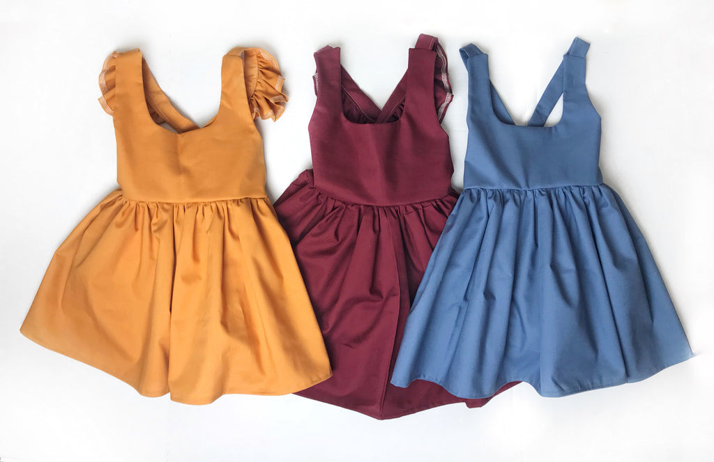 Penny Dress -Harvest Color Collection