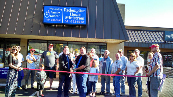 The Grandest of Openings! - Prineville Family Center