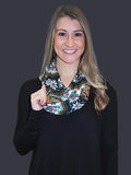 Holiday Cheer Infinity Scarf