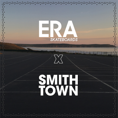 ERA SKATEBOARDS X SMITHTOWN