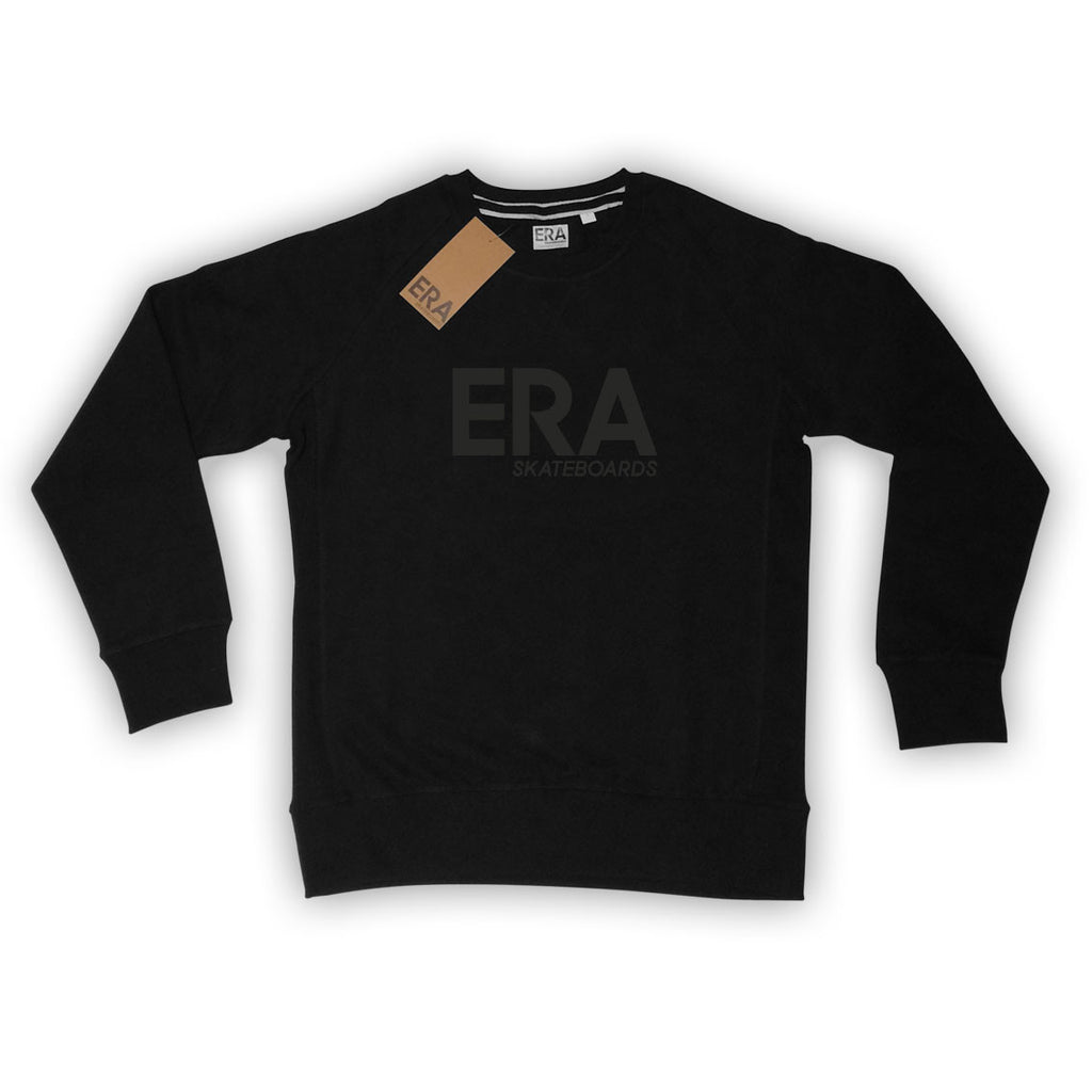 ERA SKATEBOARDS BLACK SWEAT
