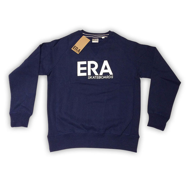 ERA SKATEBOARDS BLUE SWEAT