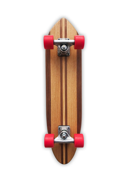 ERA SKATEBOARDS PINTAIL CRUISER