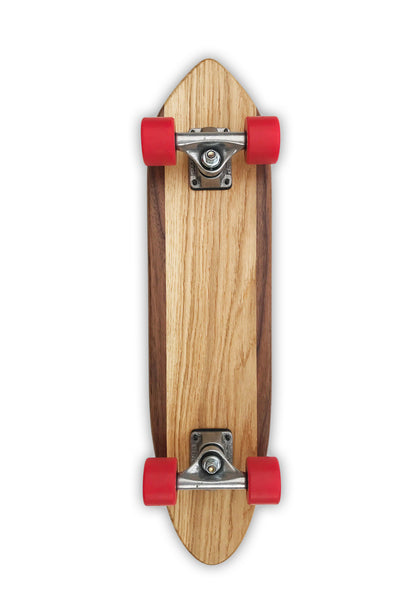 ERA SKATEBOARDS WALNUT PINTAIL