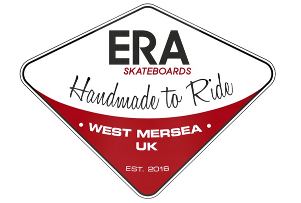 ERA SKATEBOARDS VINTAGE ONE STRIPE