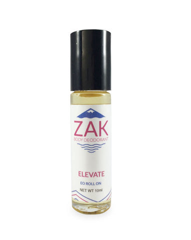 Organic Roll-On Deodorant - Women's Elevate
