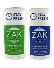 Double Pack Smooth - Energize/Unscented