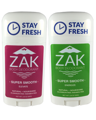 Double Pack Smooth - Elevate/Energize
