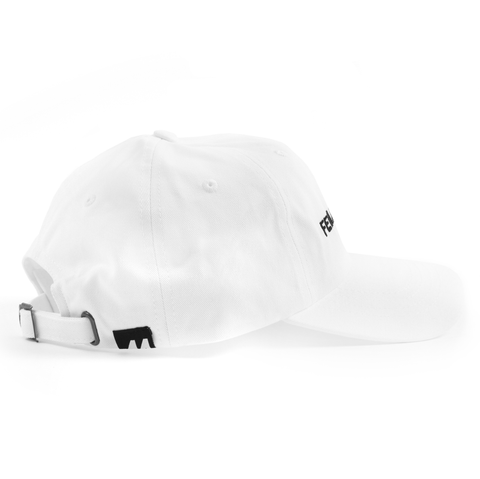 'Female Genius' Cap <br> White
