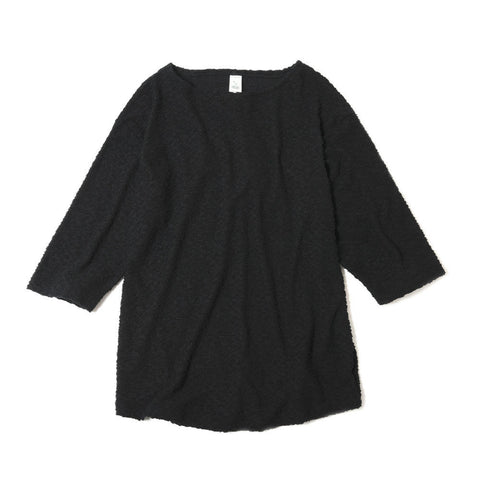 Boat Neck Round Neck Jersey