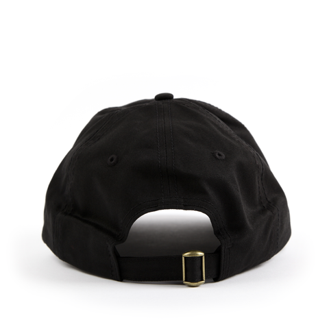 Core Logo Dad Cap Black