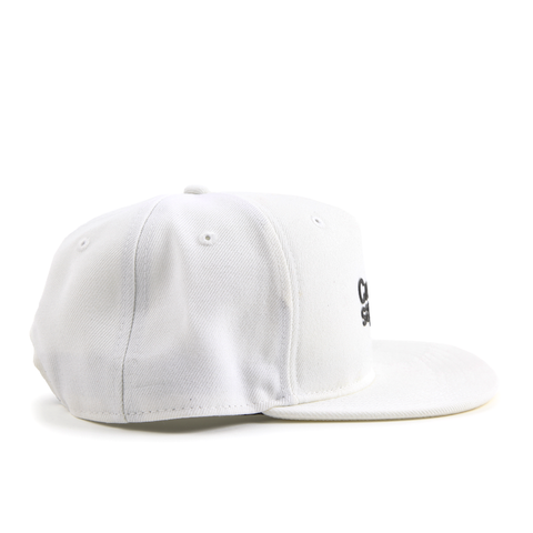Crooks & Castles Opposite Snapback Cap White